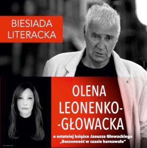 Spotkanie autorskie z Oleną Leonenko – Głowacką