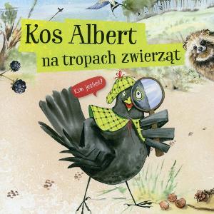 Kos Albert na tropach zwierząt. Spotkanie dla dzieci z Katarzyną Kopiec-Sekieta
