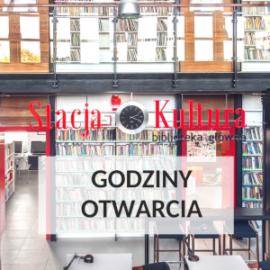 Biblioteka w czasie pandemii