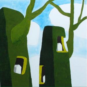 Wystawa prac Agnieszki Kurkowskiej w Stacji Kultura