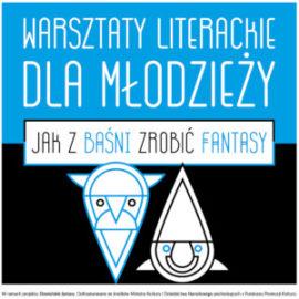 Biblioteczny poradnik literacki – warsztaty pisarskie