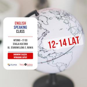 English Speaking Class (12-14 lat)